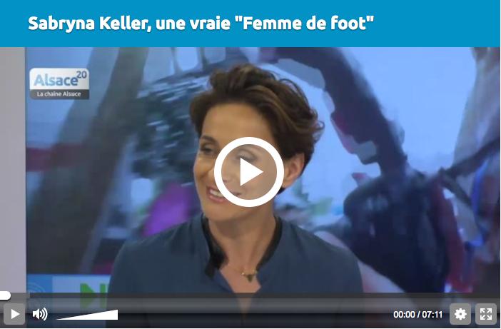 FdF - Alsace 20  Sabryna Keller