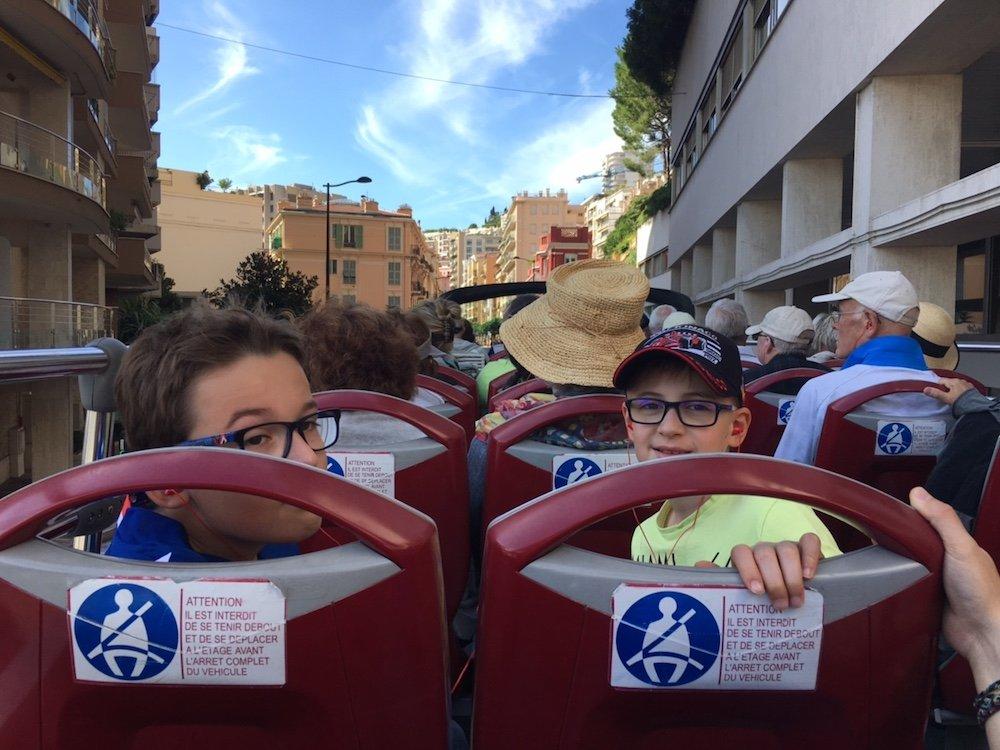 Femmes de Foot - Timeo et Lucien visitent Monaco
