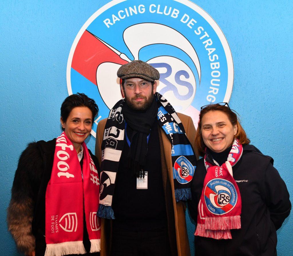 Olivier Guez avec Sabryna Keller et Sophie Breton