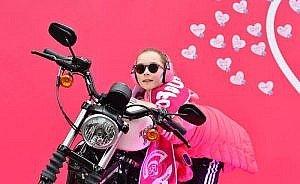 JPPJR Femmes de Foot Harley Fille