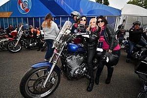 JPPJR Femmes de Foot Harley Davidson